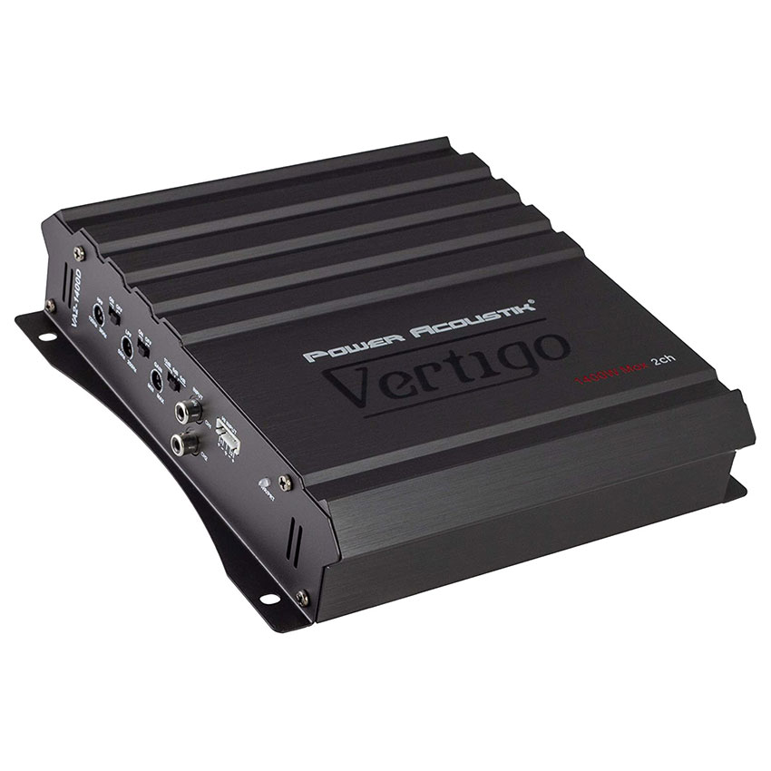 POWER ACOUSTIK AMPLIFICADOR 1400 WATTS