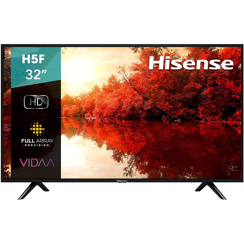 "TV HISENSE 32"" HD SMART"